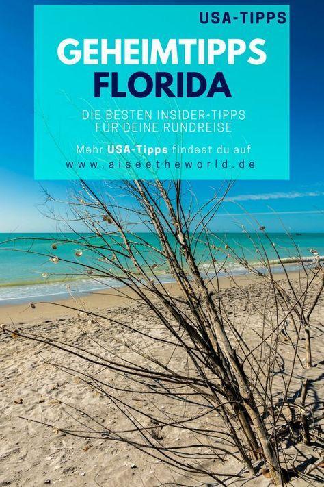 Geheimtipps Florida: Die besten Insider-Tipps für deine Rundreise #usatravel