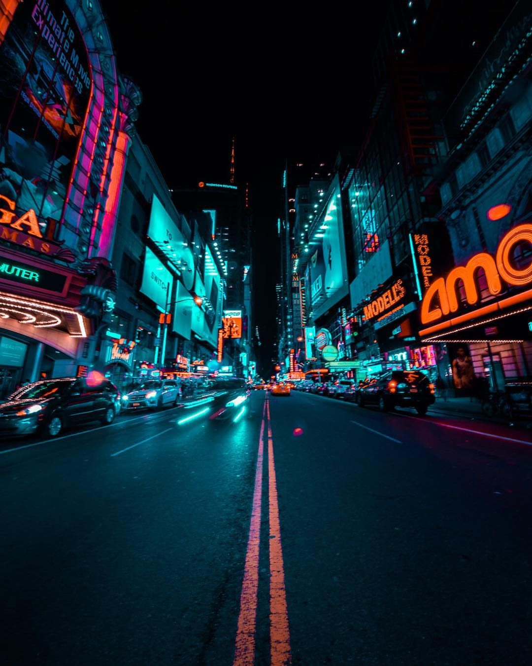 Urban Night Photography In New York City By Charles Ivan