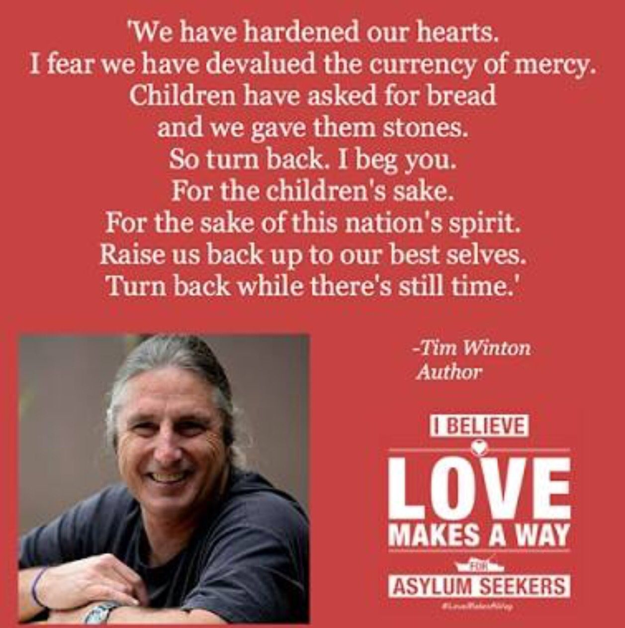 Tim Winton's Wisdom