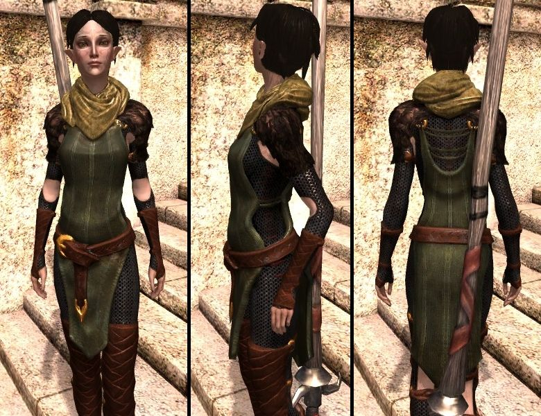 Merrill's Clothing (Dragon Age 2)