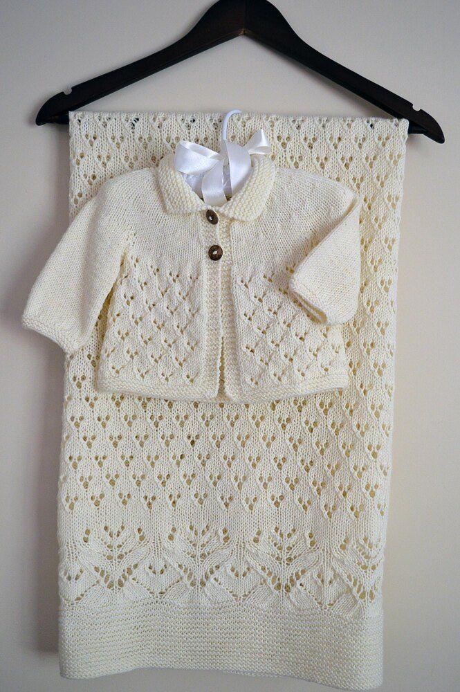 Baby Cute Cardigans Free Knit Patterns | Pattern C