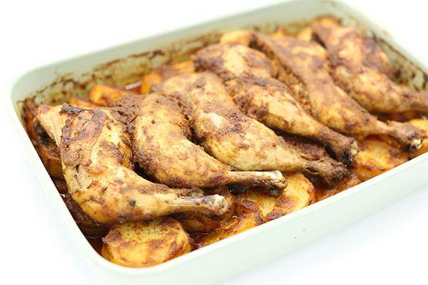طريقة عمل صينية الدجاج 14
