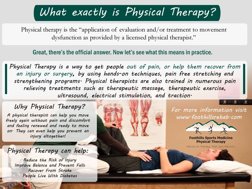 What Is Physical Therapy And How Can It Help You  Fit Life