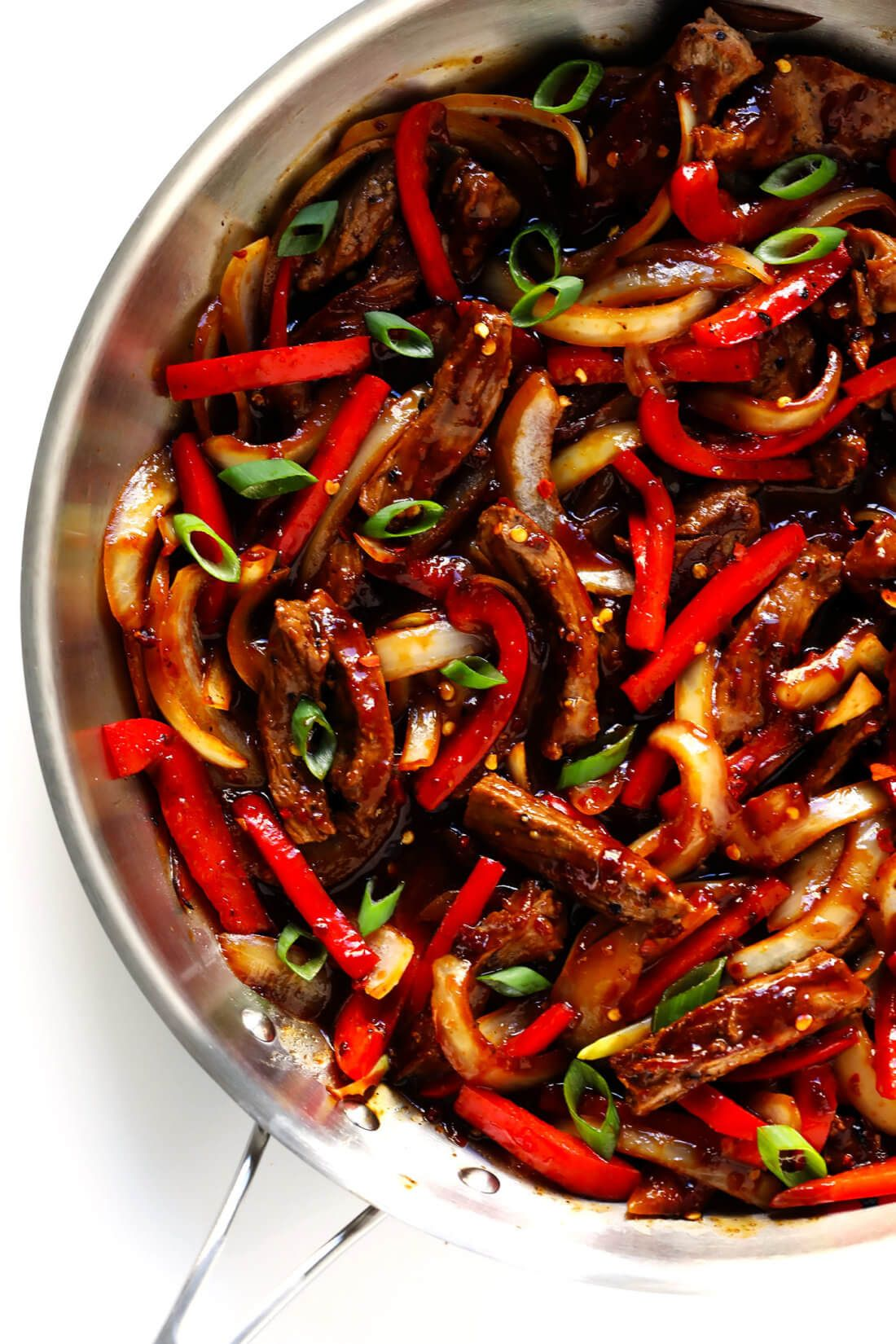 Sizzlin' Spicy Szechuan Stir-Fry | Gimme Some Oven