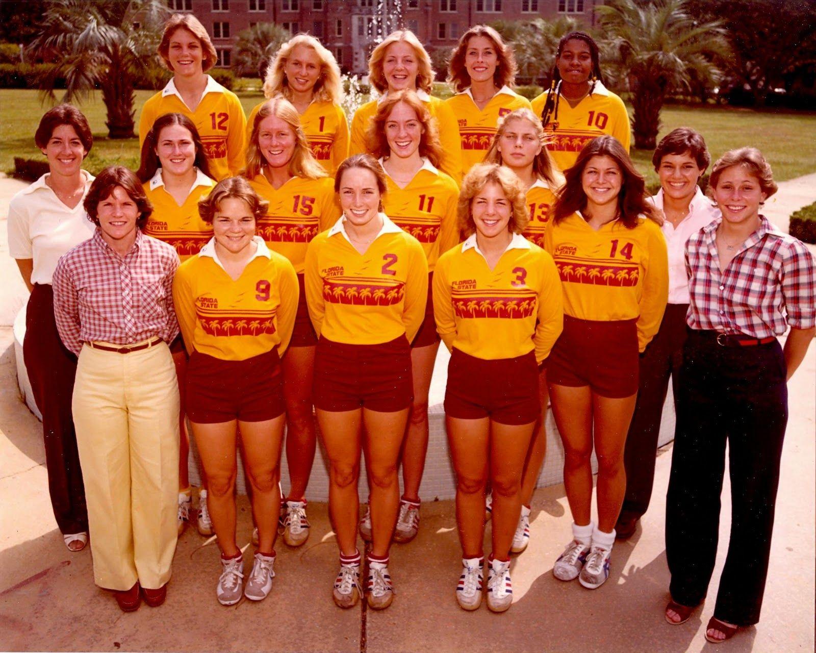 Fsu New Women S Volleyball Uniforms Google Search Volleyball Team Pictures Women Volleyball Volleyball Uniforms