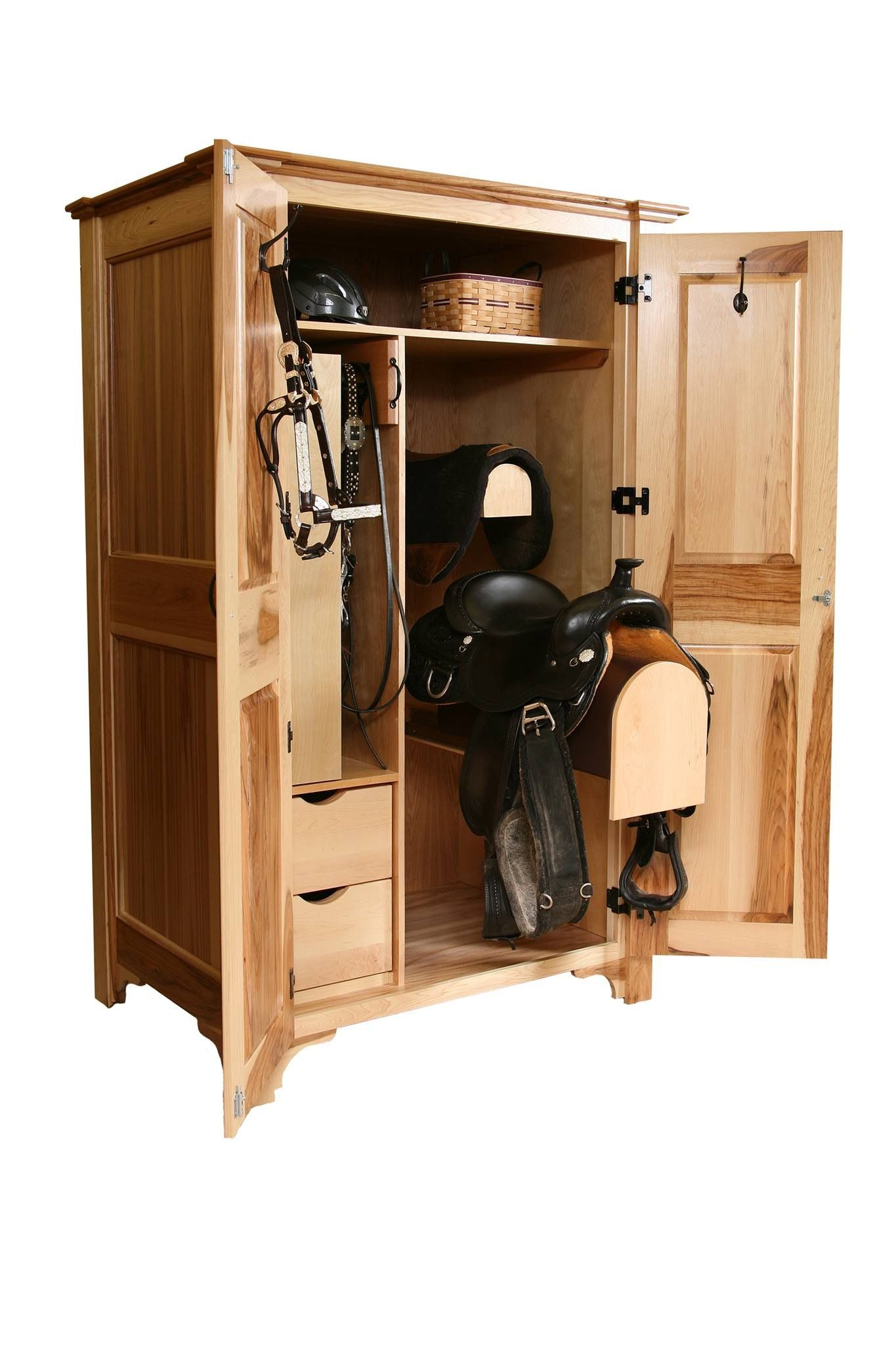 Tack Locker Equestrian Pinterest Lockers Horse And Barn