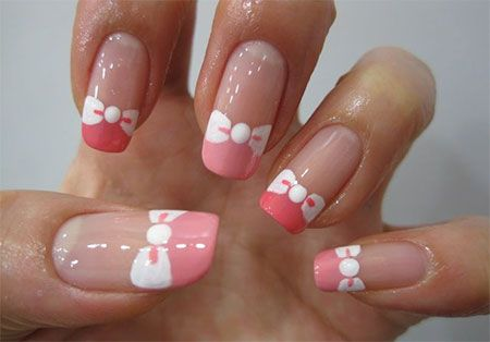 15 cute pink summer nail art designs ideas trends stickers 15 cute pink summer nail art designs ideas trends stickers 2014 prinsesfo Images