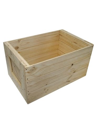 Wooden Crate Large Closed Large Wooden Box Large Wooden Crates Wooden Crate