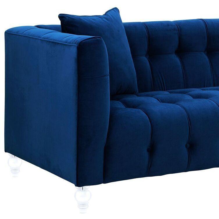 Best Bella Velvet Sofa Velvet Sofa Upholstered Sofa Furniture 400 x 300