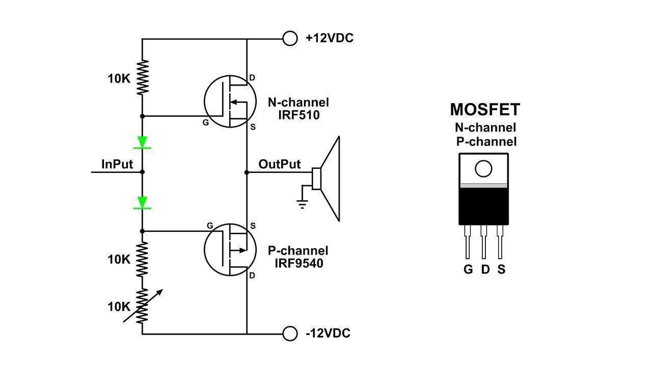 Fet Gds Circuit Not Lossing Wiring Diagram The Amplifier Schematic Mosfet Audio Library Rh 50 Kandelhof Restaurant De Mos Circuits Jfet