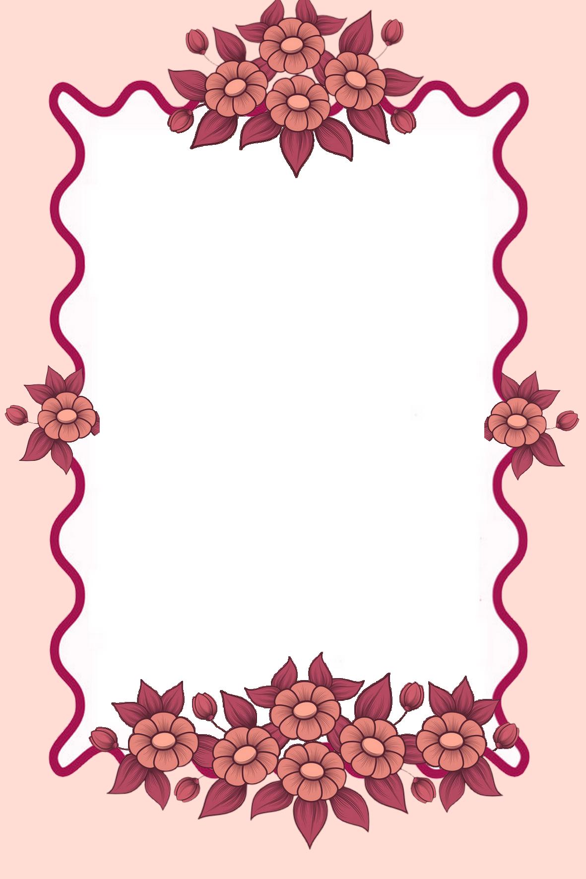 Decorative Png Frame Frame Borders And Frames Journal Cards