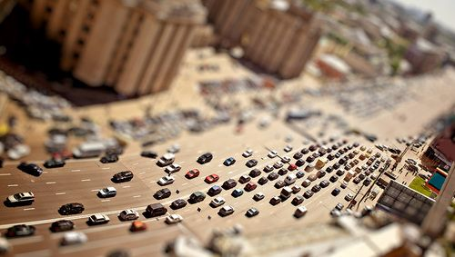 Tilt Shift Effect | Adobe | Photoshop CS6