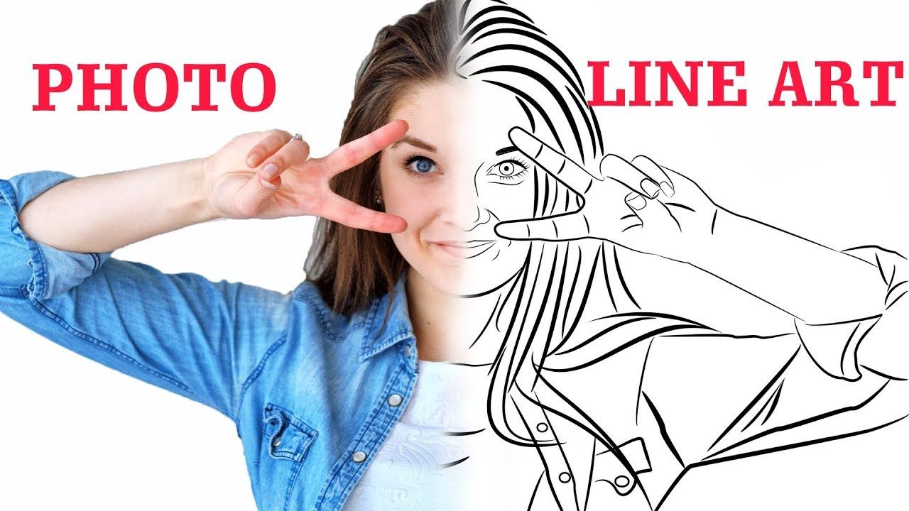 Turn Your Drawing Or Logo Into A Vector Hi Res Image Photo To