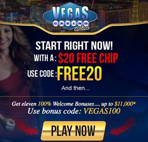 Free Casino Bonuses Usa