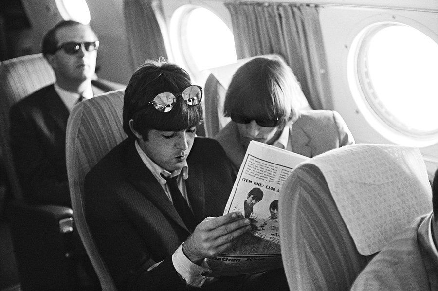 Vintage Photos of The Beatles and The Rolling Stones: Exclusive