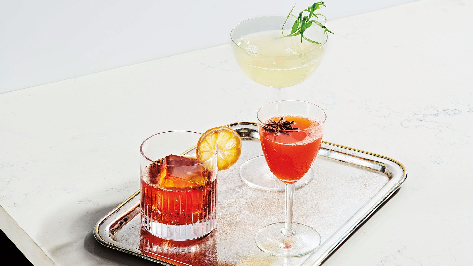 3 LowSugar Cocktails That Pack Flavor Without Syrups