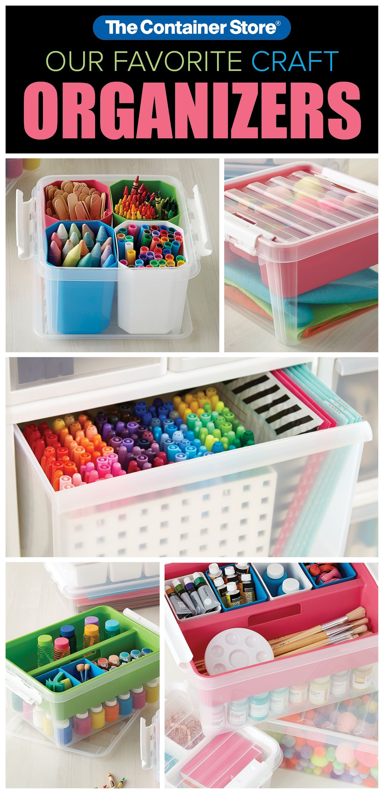 Keeping Craft Supplies Organized Will Save You Time So Whether You Re Into Card Making Scrapbooking Or Organize Craft Supplies Craft Organization Craft Room