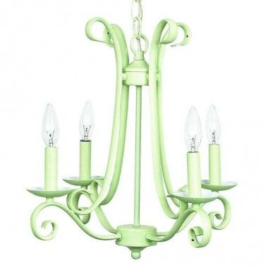 Jubilee Collection Ceiling Lights 4 Light Harp Chandelier - 74511