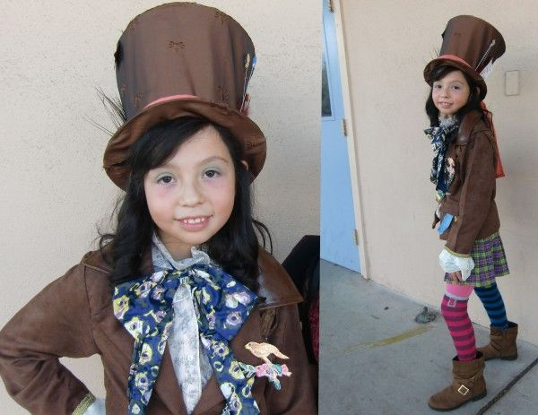 Mad Hatter Girl Costume Pop halloween Pinterest Mad - halloween costume ideas for female