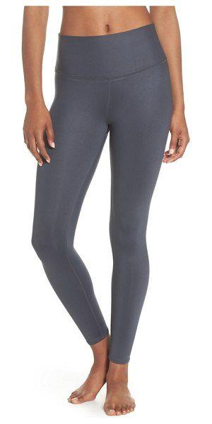39a1eaffc2eba Alo Yoga High Waist Airbrush Midi Leggings   Leggings & Tights ...