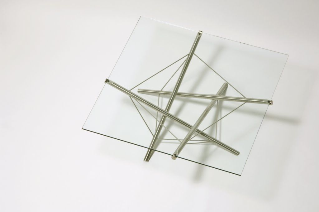 Alessandro Aiello Architecture Service Tensegrity Table Home