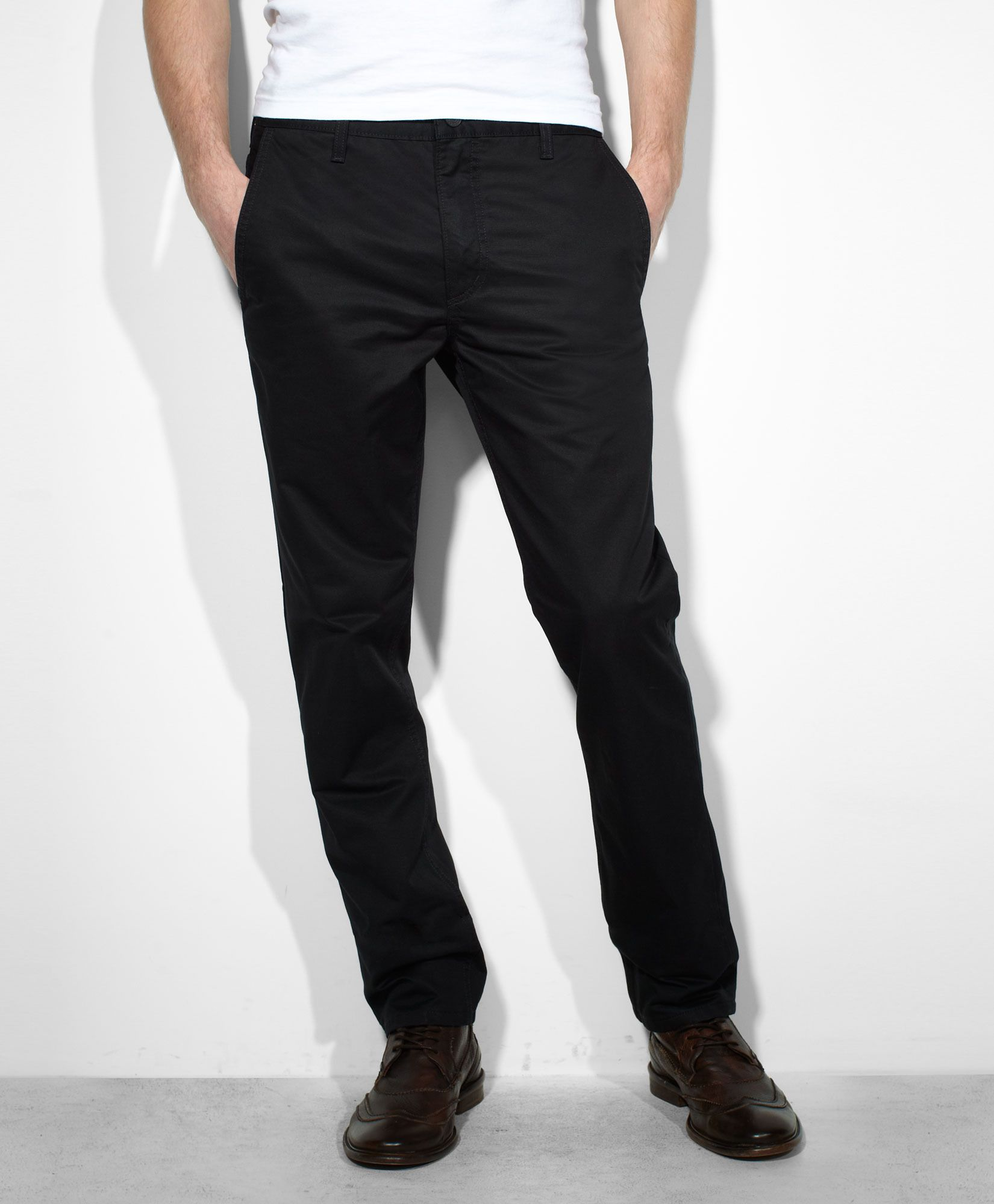 4ed14b70fcd Levi's 511™ Slim Fit Hybrid Trousers - Black - Jeans | Christmas ...