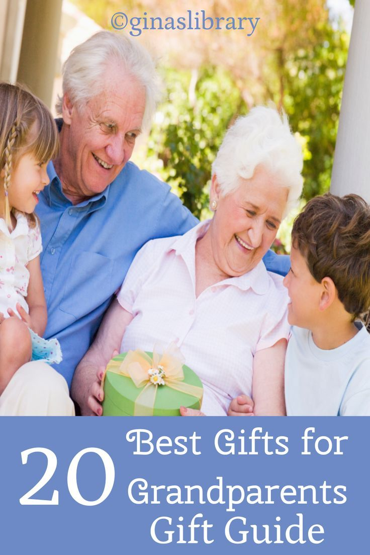 Grandparents are the heart and soul of most families. Maybe you want to buy them a gift of love. This is a list of the best gifts for grandparents.  #Family #Grandparents #GiftIdeas #GiftsforGrandparents #GrandparentsGiftGuide