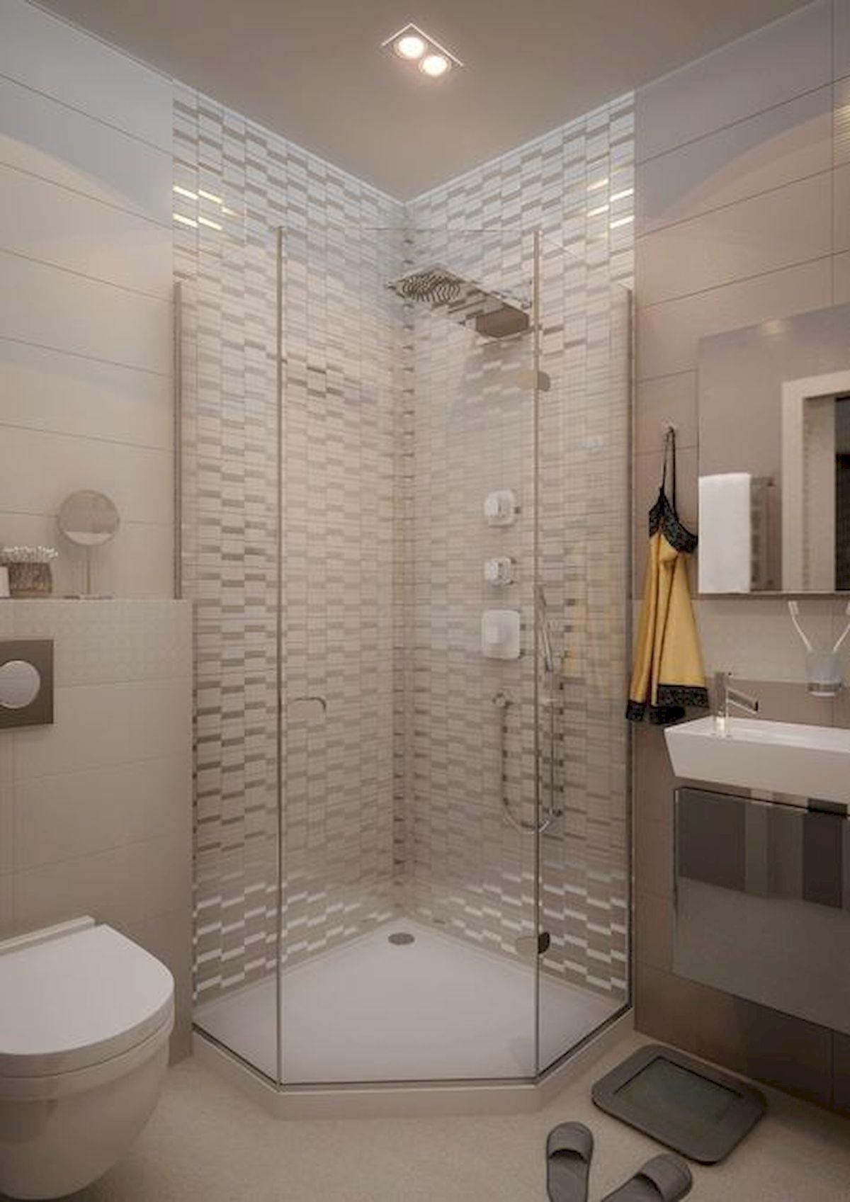 30 Convenient Basement Bathroom Ideas And Design 2020 In 2020 Small Bathroom Makeover Bathroom Layout Bathroom Interior Design