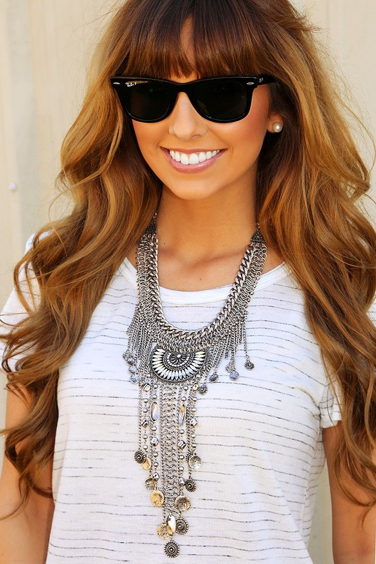 Unlike Any Other Necklace: Silver #shophopes