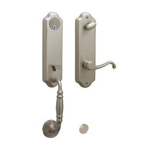 Schlage Fa360 V Flo 619 Clt Florence Handle Set With