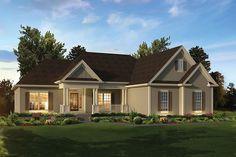 Cape Cod House Plan 5633