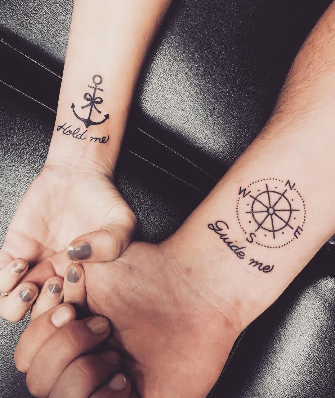 Photo of 255+ Matching Couple Tattoos That Mark Great Relationships
