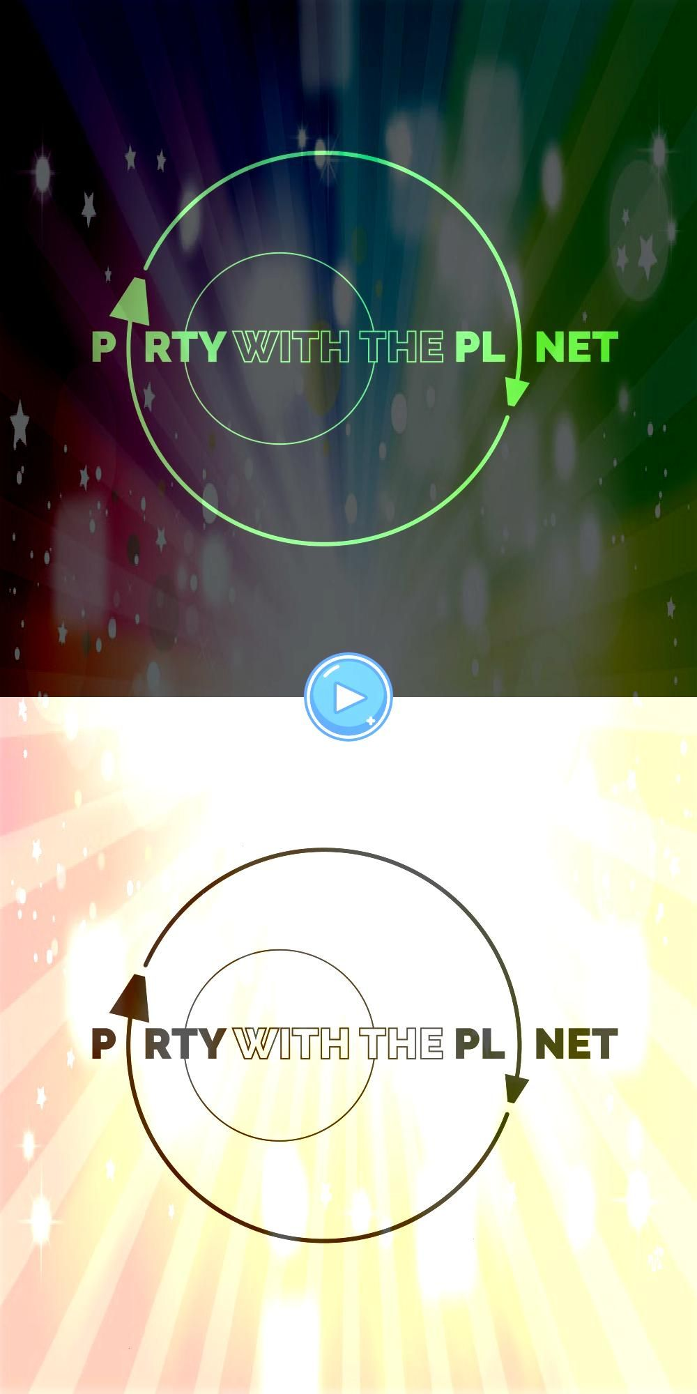 you Ready to Party with the Planet  99designs Are you Ready to Party with the Planet  99designs Twenty Four In the Glass of Fate  99designs   Design by Gundriveth  Design...