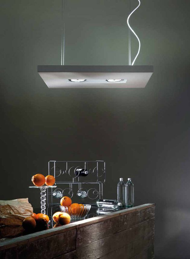 Lamparas de dise o italiano modelo zen iluminaci n - Iluminacion estilo industrial ...
