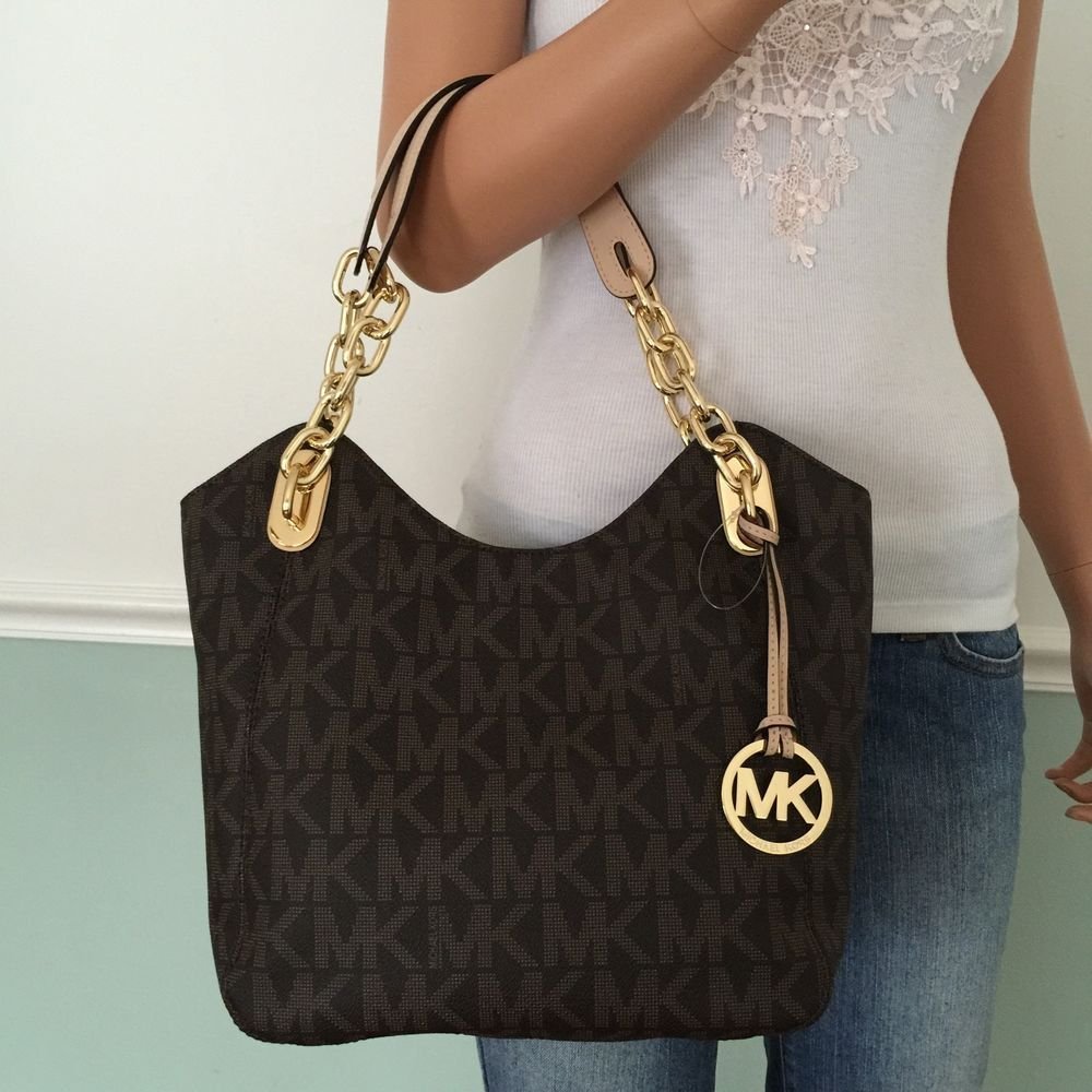 cheap michael kors handbags replica michael kors shoulder bag with chain