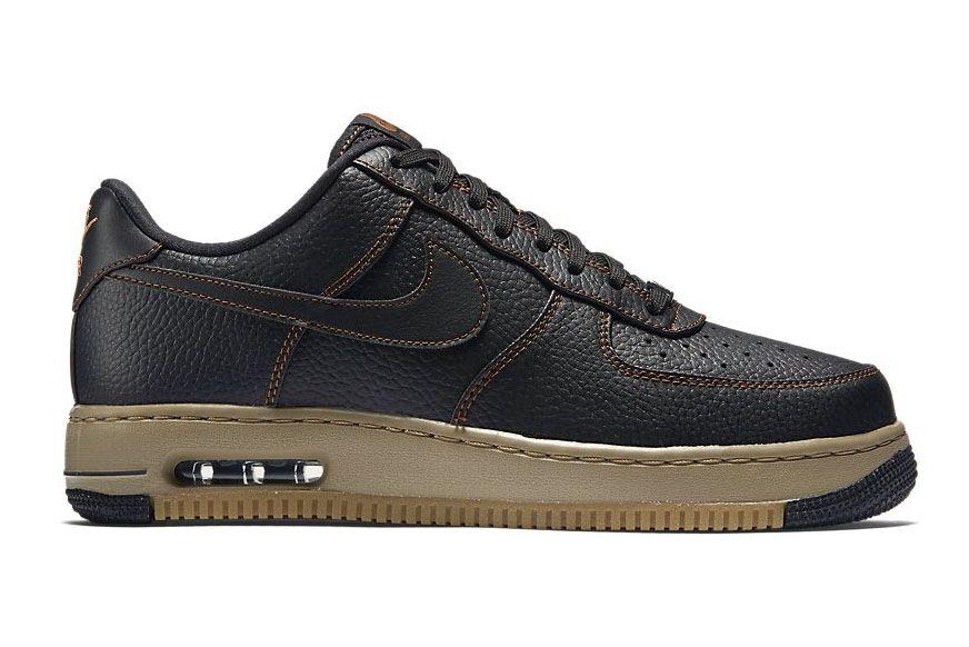 Black � Nike Air Force 1 Low \