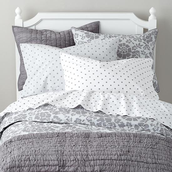 Dream Girl Kid Bedding Grey Quarto, Grey Bedding Teenage Girl