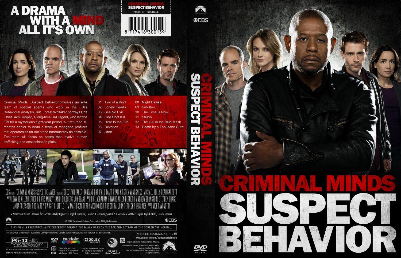 Criminal Minds Suspect Behavior | Criminal Minds: Suspect