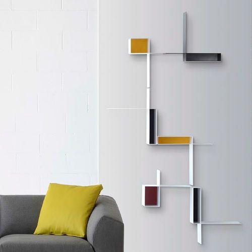 tag re modulable murale contemporaine en acier randomissimo by neuland industriedesign. Black Bedroom Furniture Sets. Home Design Ideas