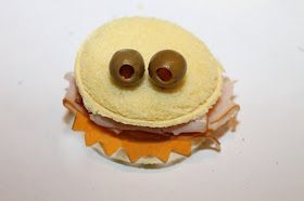 My Own Road: Monster sandwiches