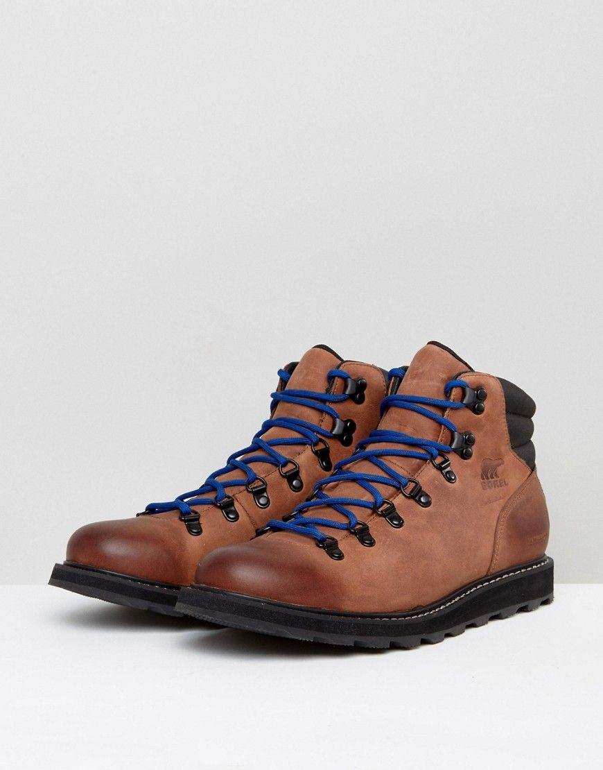sorel Madson Waterproof Hiking Boots in