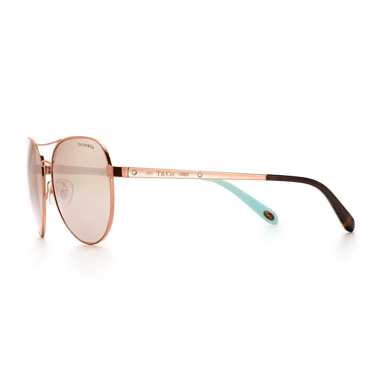 c89e6da37 Tiffany 1837®:Aviator Sunglasses | s T y L e | Sunglasses, Tiffany ...