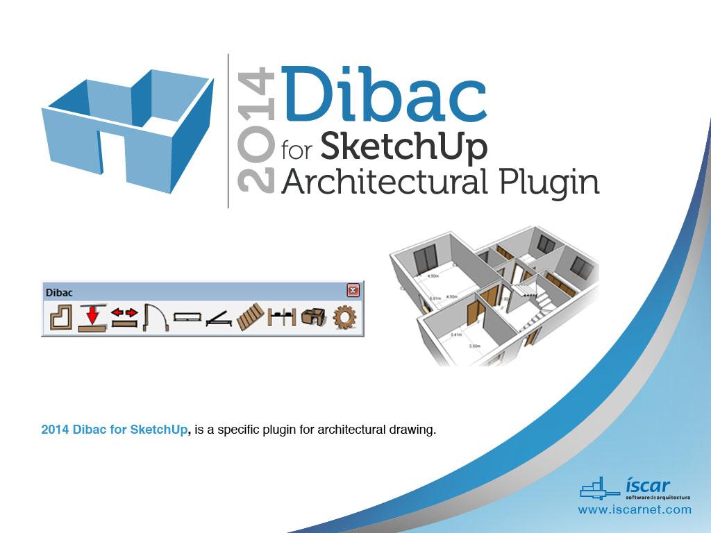 2014 DIBAC for SketchUp   SketchUp Extension Warehouse