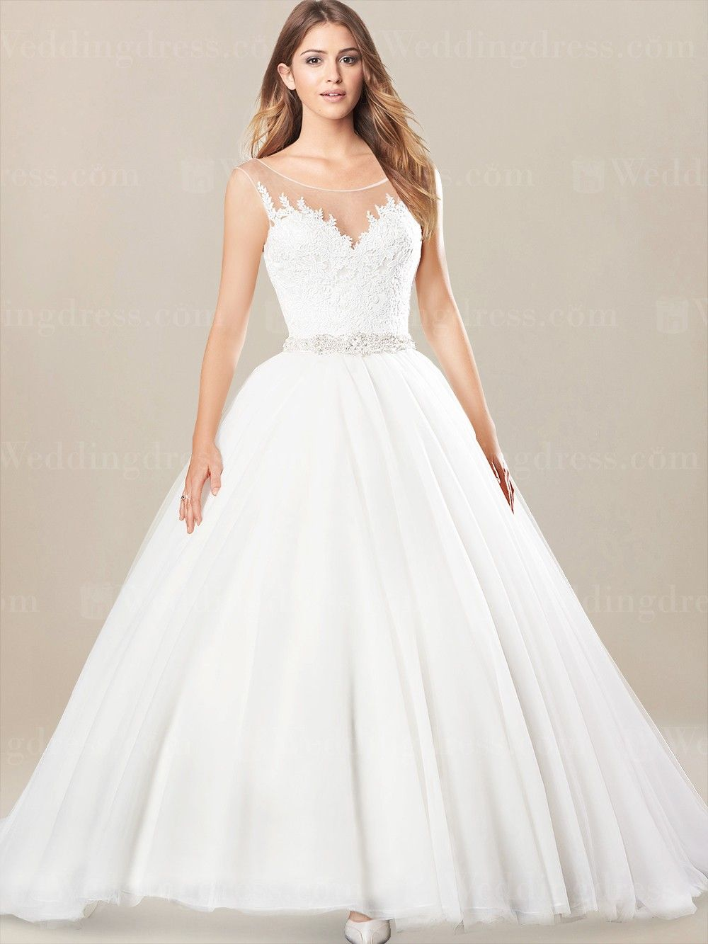 Unique ball gown wedding dress de wedding dresses pinterest