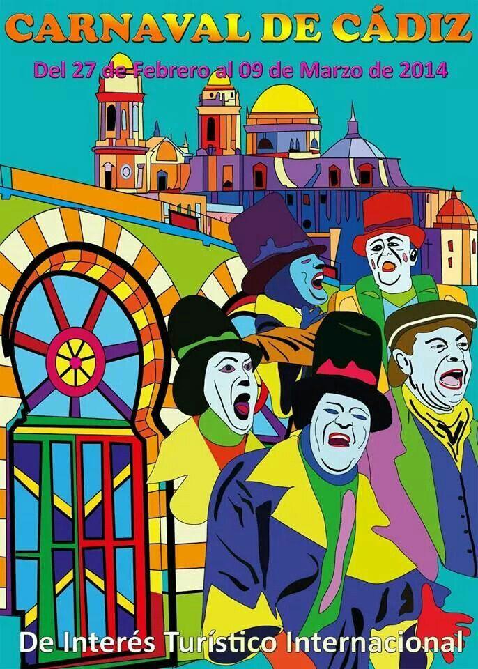 Carnavales de Cadiz  Spain