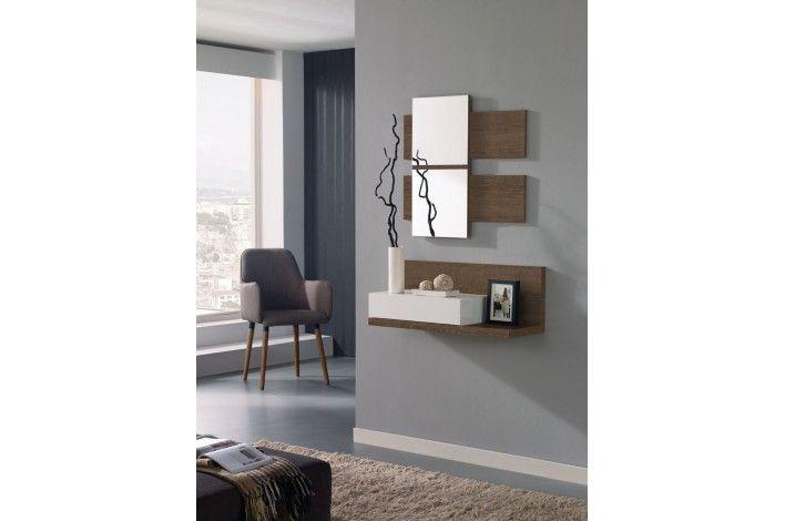 Credenza Moderna Con Espejo : Recibidor moderno con espejo in 2018 pinterest bedrooms