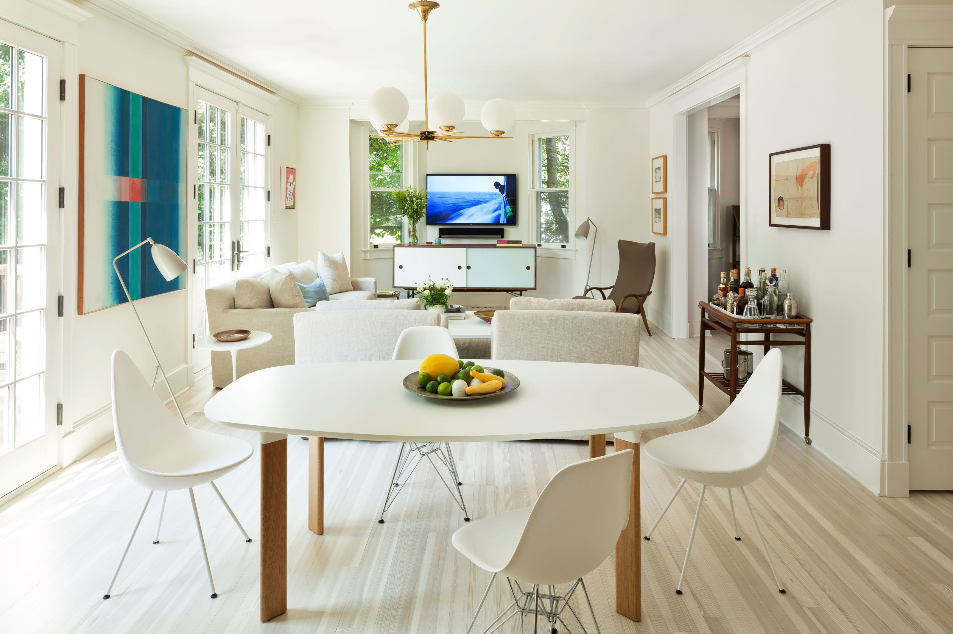 A 1905 Washington, D.C., Home That Blends American Tradition with ...