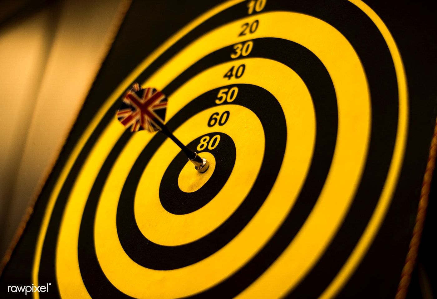 Bullseye Score On A Dartboard Free Image By Rawpixel Com Teddy Rawpixel