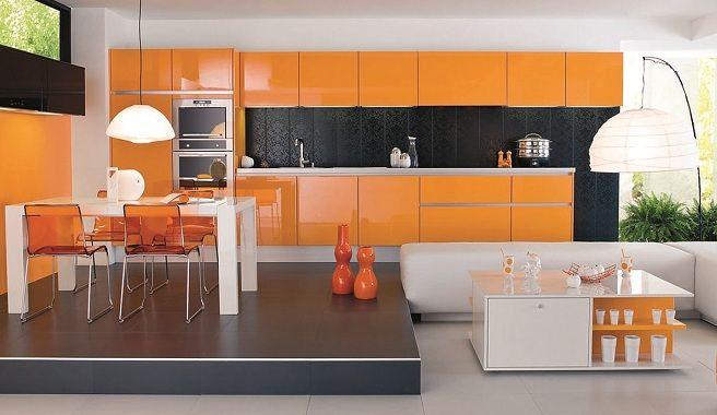 Cómo decorar una cocina moderna   para más información ingresa en ...