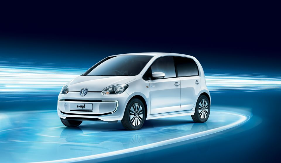 The New Vw E Up Launching In February 2014 Across The Uk This